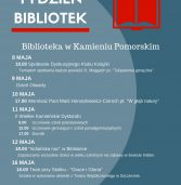 Tydzień Bibliotek w Kamieniu Pomorskim
