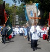 Pogodne Boże Ciało i bardzo liczna procesja eucharystyczna
