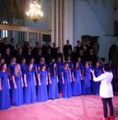 Organy i chór