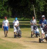Turniej golfowy o Puchar Starosty stał na dobrym poziomie