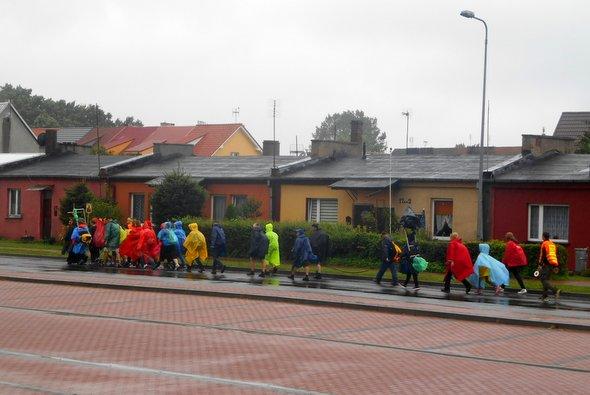 Rozpoczęły się doroczne pielgrzymki do częstochowskiego klasztoru na Jasnej Górze