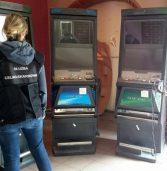 216 nielegalnych automatów do gry w niecałe 3 miesiące