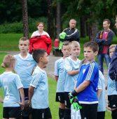 Młodzi piłkarze Gryfa na Dobiegniew Cup