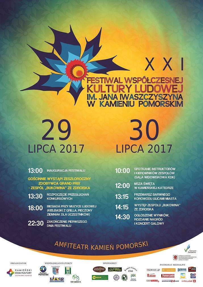 Wkrótce odbędzie się XXI Festiwal Współczesnej Kultury Ludowej im. Jana Iwaszczyszyna