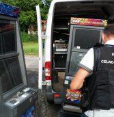 Hazardowa ruletka z nielegalnymi automatami