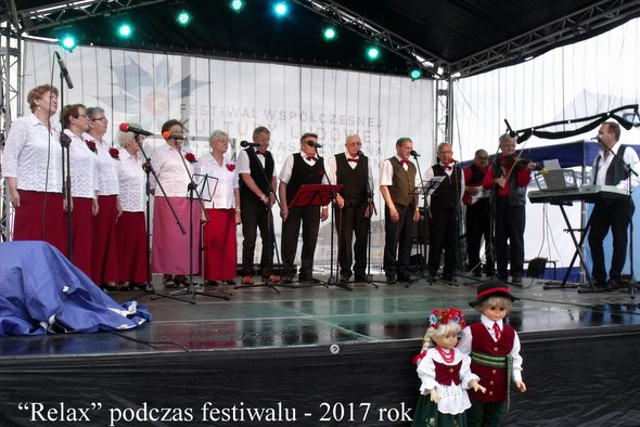 """15. lat działalności kamieńskiego emeryckiego zespołu """"Relax"""""""