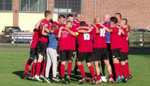 """Szczęśliwe punkty """"Jantara"""" na inaugurację nowej ligi"""