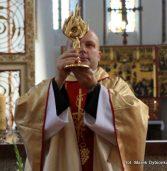 Uroczysta msza św. brzozdowiecka i relikwie świętej Gemmy w kamieńskim Sanktuarium