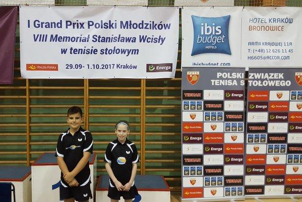 UKS Chrobry na Grand Prix Polski Młodzików