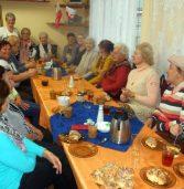Rogale świętomarcińskie i zasmakowani seniorzy