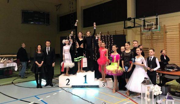 Puchar Zachodniopomorskiego Związku Tańca Sportowego