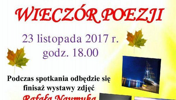 Jesienny Wieczór Poezji