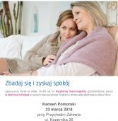 Mammobus LUX MED – bezpłatne badania mammograficzne dla kobiet w wieku 50-69 lat