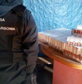 Nielegalna fabryka tytoniu w Wielkopolsce zlikwidowana przez zachodniopomorskich funkcjonariuszy KAS