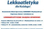 Rusza nabór do programu Lekkoatletyka dla każdego
