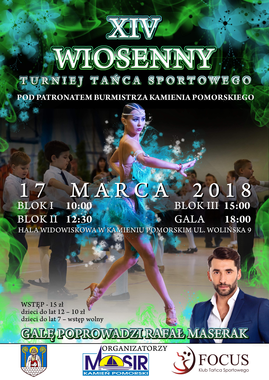 Wiosenny Turniej Tańca Sportowego