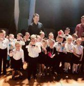Pary Klubu Tańca Sportowego FOCUS na XV Nowogardzkich Spotkaniach Tanecznych