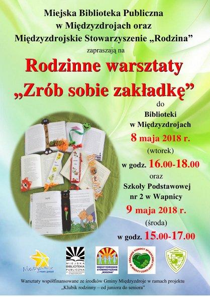 Tydzień Bibliotek 2018  w międzyzdrojskiej bibliotece