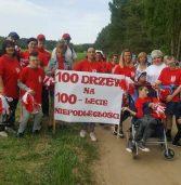100 drzew na 100-lecie Niepodległości