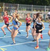 Miting Lekkoatletyczny Młodzików w Białogardzie