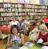 """""""Wspomnień czar"""", czyli biesiada literacka w międzyzdrojskiej bibliotece"""