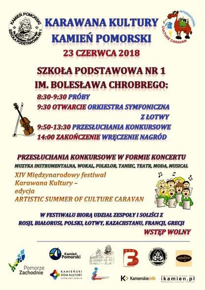 Karawana Kultury dla dzieci i dorosłych