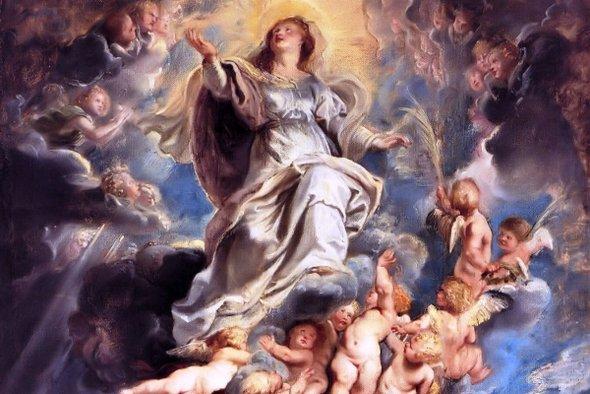 Święto Wniebowzięcia Najświętszej Maryi Panny oraz święto Wojska Polskiego