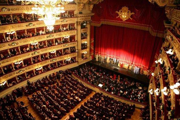 Teatr i słynna opera La Scala – jedna z najsłynniejszych scen operowych, ma już 240 lat!