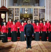 Chór z Tajwanu zachwycił słuchaczy. Dwunasty koncert kamieńskiego Festiwalu