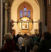 Uroczysta msza św. brzozdowiecka i relikwie świętego Gabriela w kamieńskim Sanktuarium
