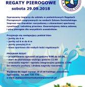 Podwórkowe Regaty Pierogowe