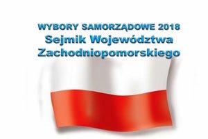 Oficjalne wyniki wyborów 2018 do Sejmiku Województwa Zachodniopomorskiego