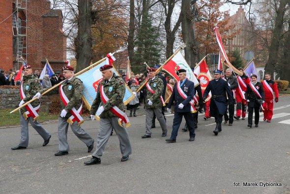 Obchody Dnia Niepodległości w Kamieniu Pomorskim