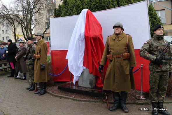 Odsłonięcia Pomnika Marszałka Józefa Piłsudskiego w Kamieniu Pomorskim