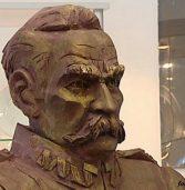 Odsłonięcie pomnika Józefa Piłsudskiego 30 grudnia