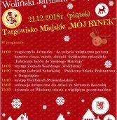 Woliński Jarmark Świąteczny 2018