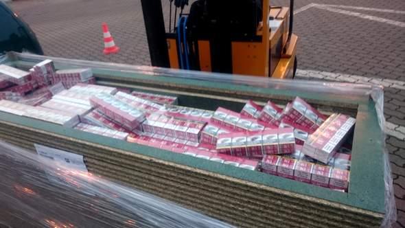 Papierosy nie popłynęły do Szwecji