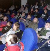 Wycieczka do kina na zakończenie ferii zimowych