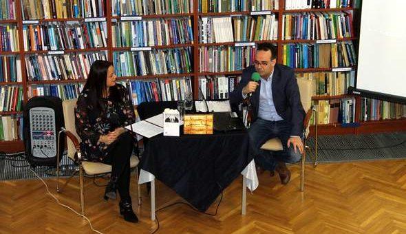 """Naddniestrze – """"bękart geopolityki czy cudowne dziecko?"""" – spotkanie autorskie z Piotrem Oleksym"""