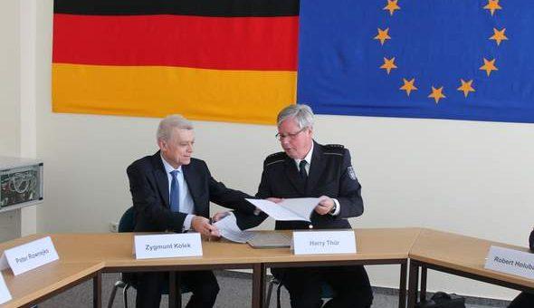 Polsko-niemieckie porozumienie o współpracy celnej