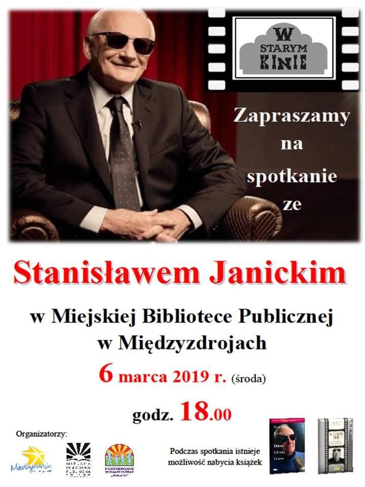 W STARYM KINIE – spotkanie ze Stanisławem Janickim