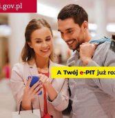 Przyjdź do jednej z czterech galerii w naszym województwie i poznaj usługę Twój e-PIT