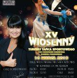 XV Wiosenny Turniej Tańca Sportowego
