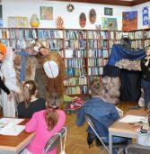 """""""Dzień Książki dla Dzieci"""" – warsztaty w międzyzdrojskiej bibliotece"""