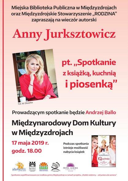 """""""Wiosenne spotkanie z książką, kuchnią i piosenką"""""""