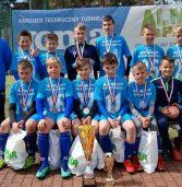 Młodziki AP Gryf wygrywają Bałtyk Cup 2019