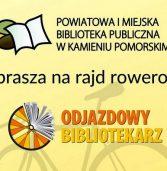Zapraszamy na rajd Odjazdowy Bibliotekarz!