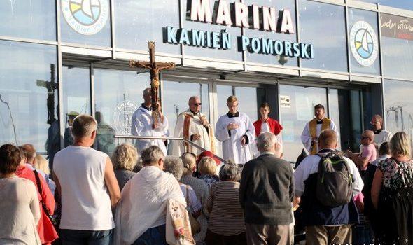 Odpust ku czci św. Jana Chrzciciela w Kamieniu Pomorskim [zdjęcia, filmik]