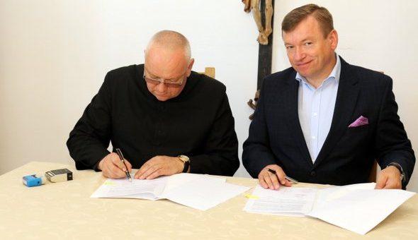 Kolejna umowa o wsparciu finansowym podpisana