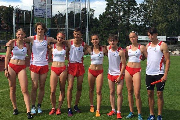 Anna Rejchert wystartowała w Igrzyskach Krajów Nadbałtyckich